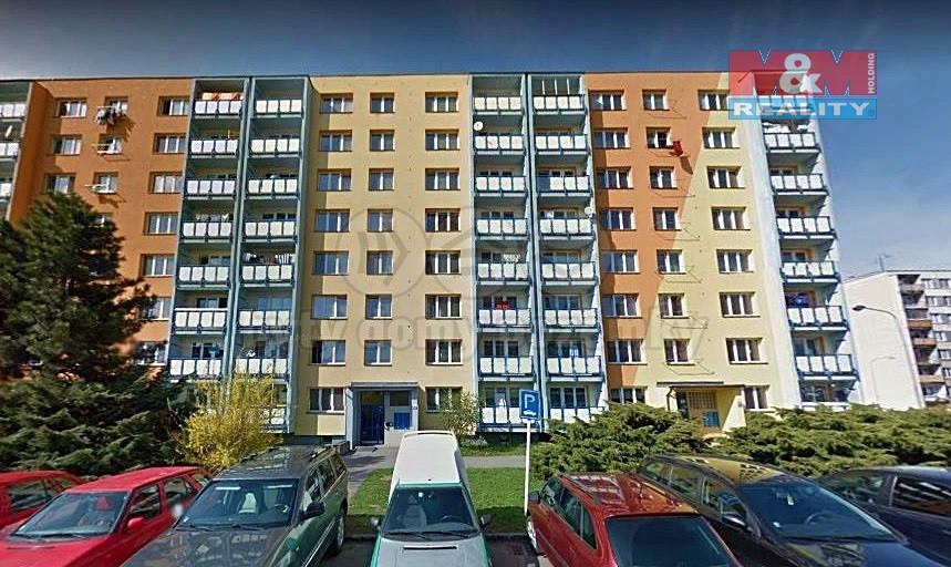 Pronájem, byt 2+1, 57 m2, Ostrava - Výškovice, ul. Lumírova