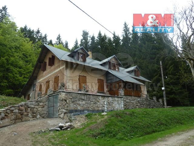 Prodej, chalupa 9+2, 751 m2, Liberk - Uhřínov