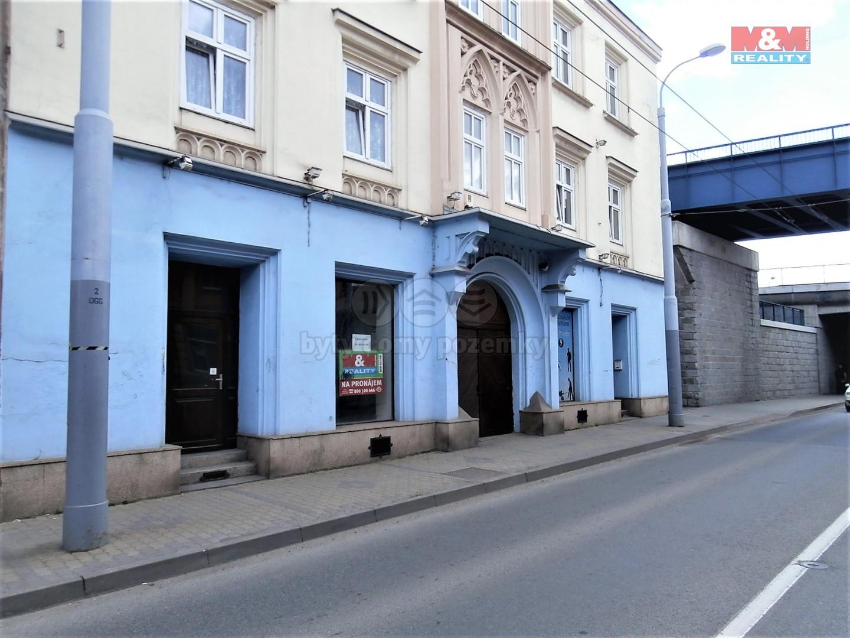 (Pronájem, obchodní prostory, 95 m2, Plzeň, ul. Prokopova), foto 1/7