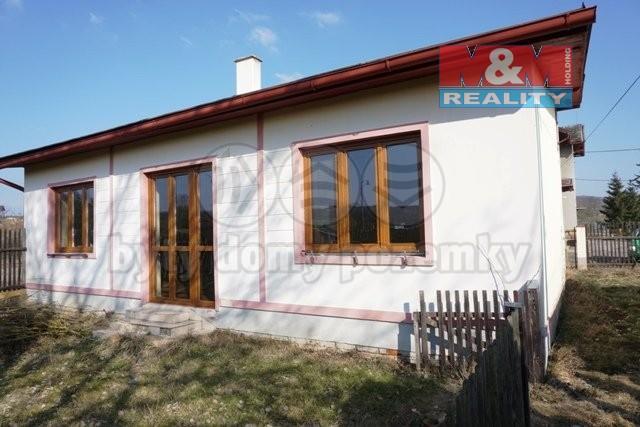 Prodej, rodinný dům, 2+kk, 64 m2, Mladotice