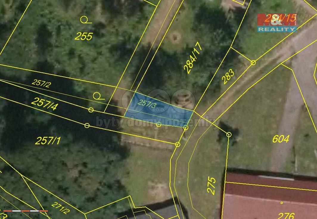 Prodej, zahrada, 69 m2, Postoupky