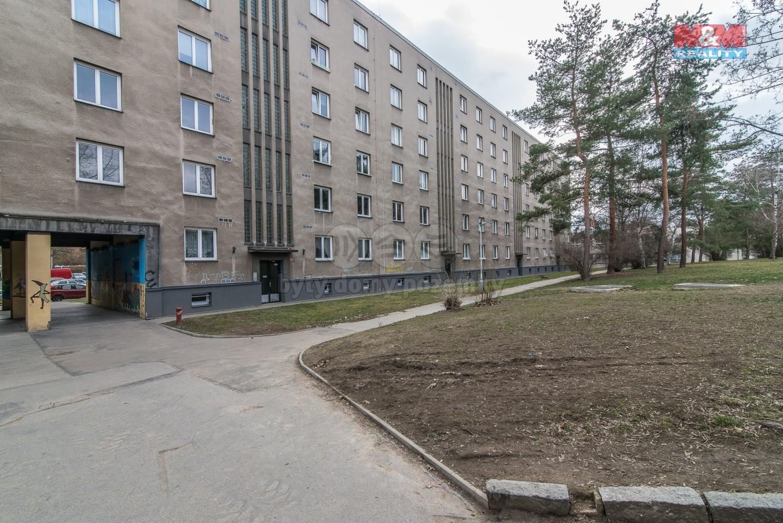 (Prodej, byt 2+1, 55 m2, Praha, ul. Bojanovická), foto 1/20
