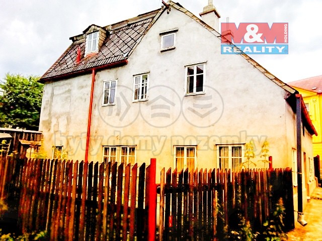 Prodej, rodinný dům, 259 m2, Vejprty, ul. Přísečnická
