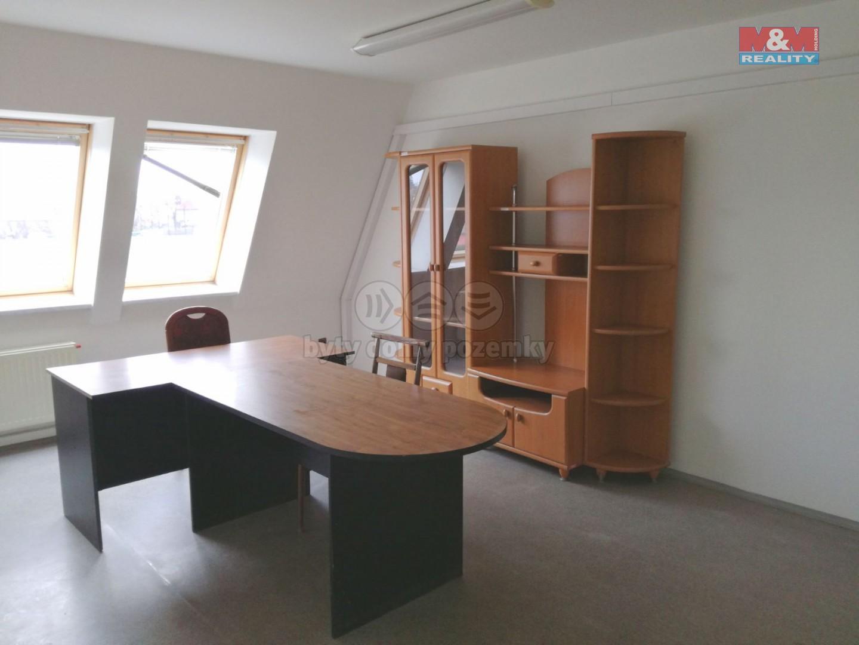 Pronájem, kanceláře, 40 m2, Ostrava, ul. U Řeky