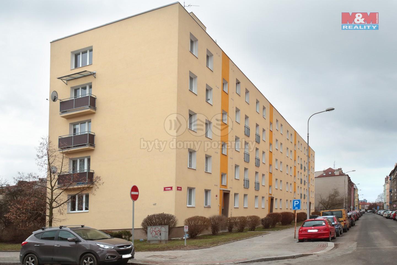 Prodej, byt 2+1+B, 57 m2, Plzeň, ul. Alešova