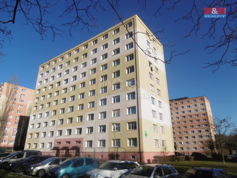 Prodej, byt 2+1, 53 m2, Most, ul. Jaroslava Vrchlického