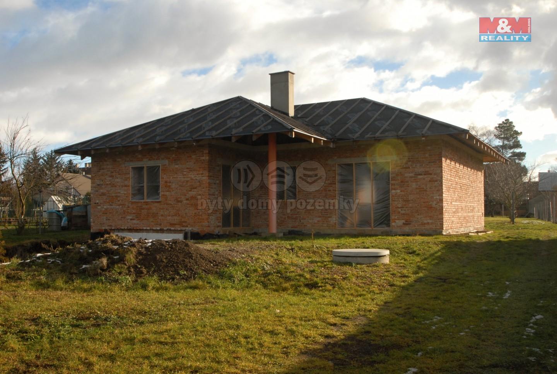 Prodej, rodinný dům, 2148 m2, Hnojice