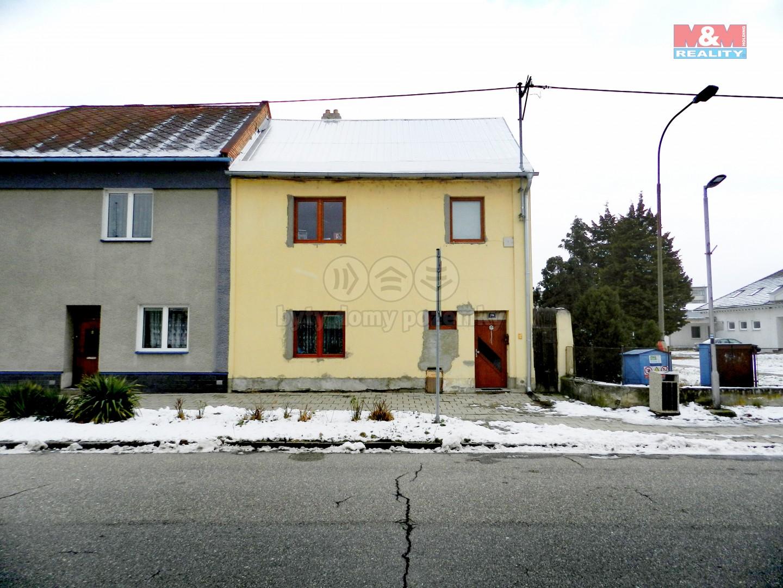 Prodej, rodinný dům 161 m2, Chropyně, ul. Ječmínkova