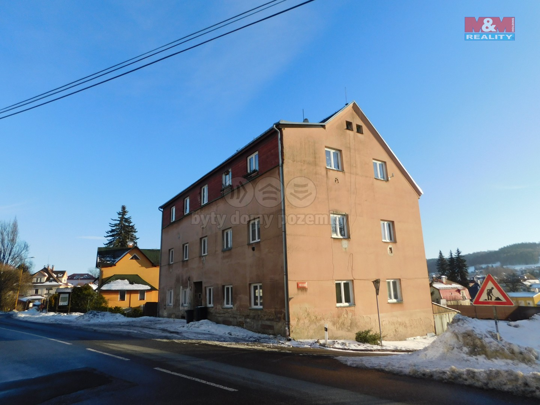 Prodej, byt 1+1, 50 m2, Rychnov u Jablonce nad Nisou