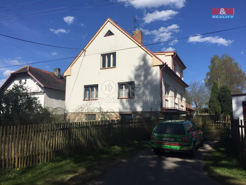 (Prodej, rodinný dům, 1757 m2, Nová Ves u Chýnova), foto 1/25