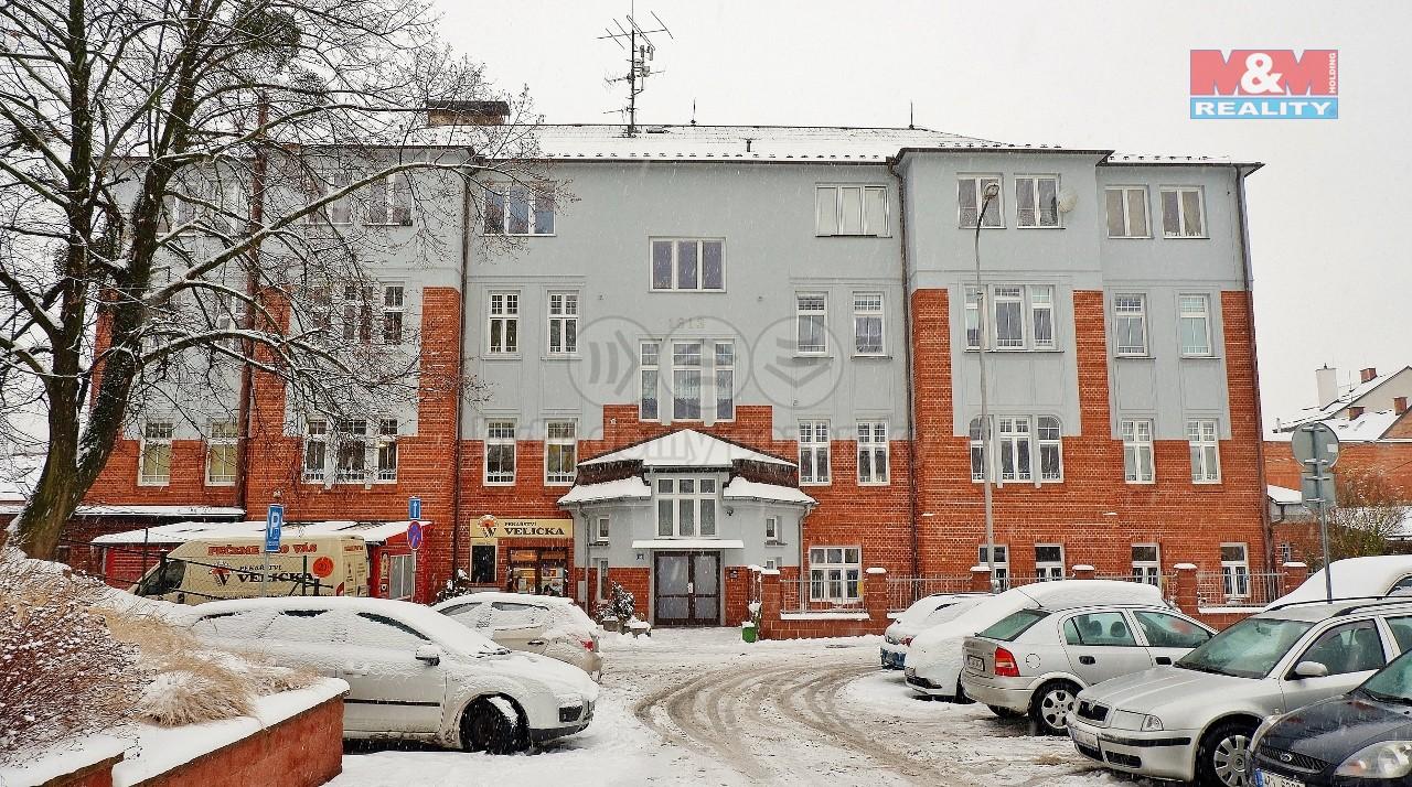Pronájem, byt 3+1, 100 m2, Ostrava, ul. U Sokolovny