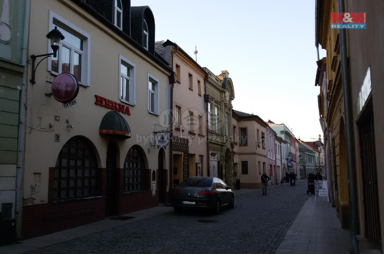 Prodej, obchod a služby, Uničov, ul. Dr. Beneše