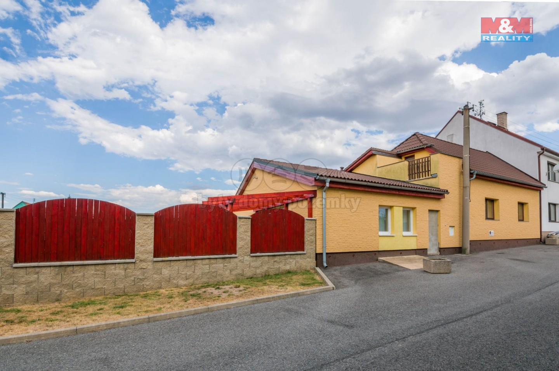 (Prodej, rodinný dům, 161 m², Dobrovíz, ul. Brigádnická), foto 1/24