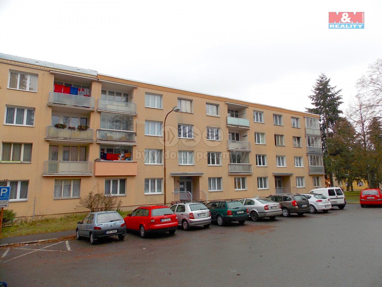(Prodej, byt 2+1, 60 m2, Klatovy, ul. Pod Hůrkou), foto 1/14