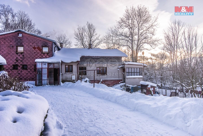 Prodej, rodinný dům 4+1, Bystřice