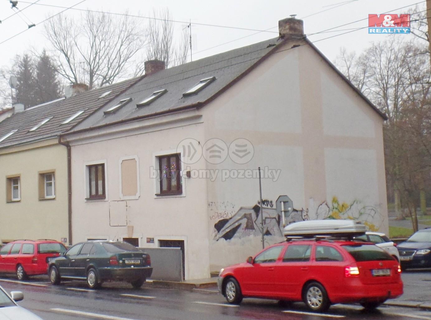 Prodej, rodinný dům, Ústí nad Labem-centrum, ul. Masarykova