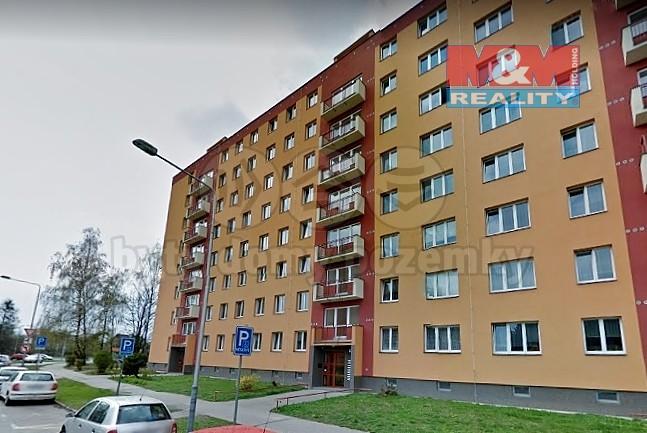 dům (Pronájem, byt 1+kk, 28 m2, Ostrava - Poruba, ul. J. Šoupala)