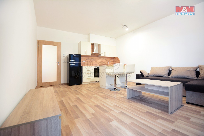 Pronájem, byt 2+kk, 48 m2, Praha - Uhřiněves