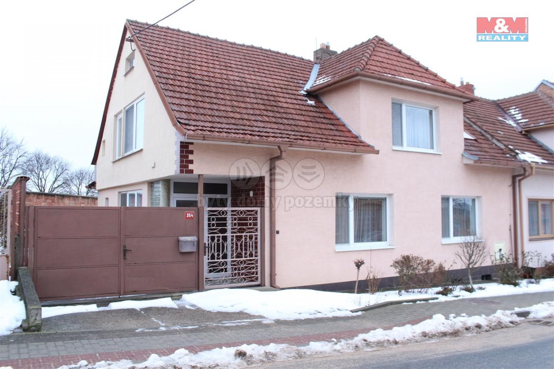 Prodej, rodinný dům, Bořetice