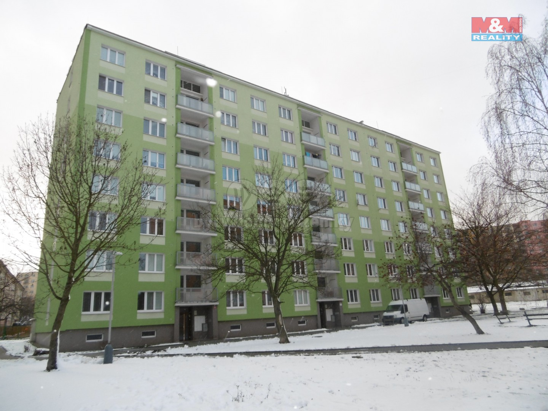 Pronájem, byt 1+1, 35 m2, OV, Jirkov, ul. Studentská
