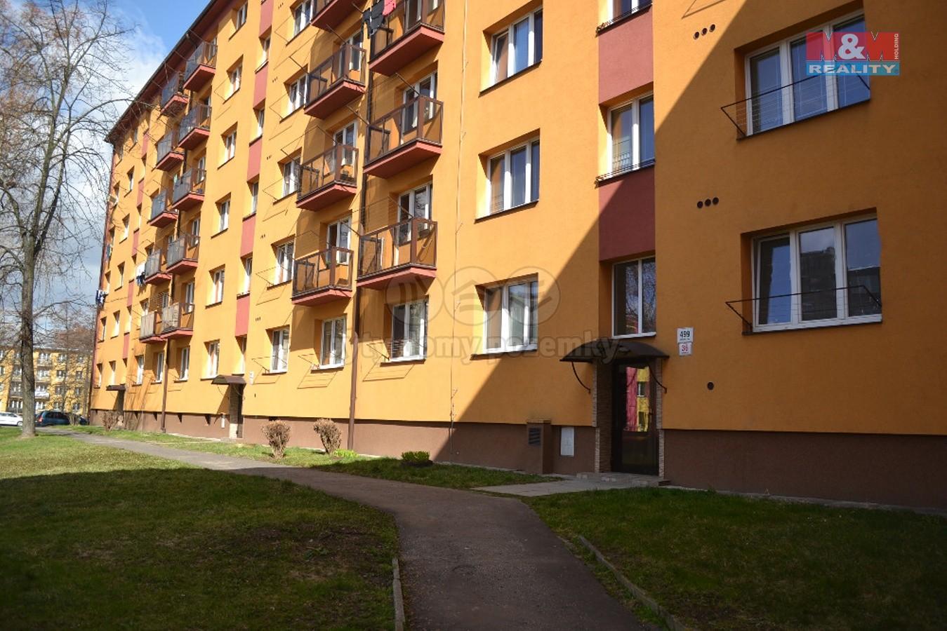 Prodej, byt 1+kk, 25 m2, Karviná, ul. Kosmonautů