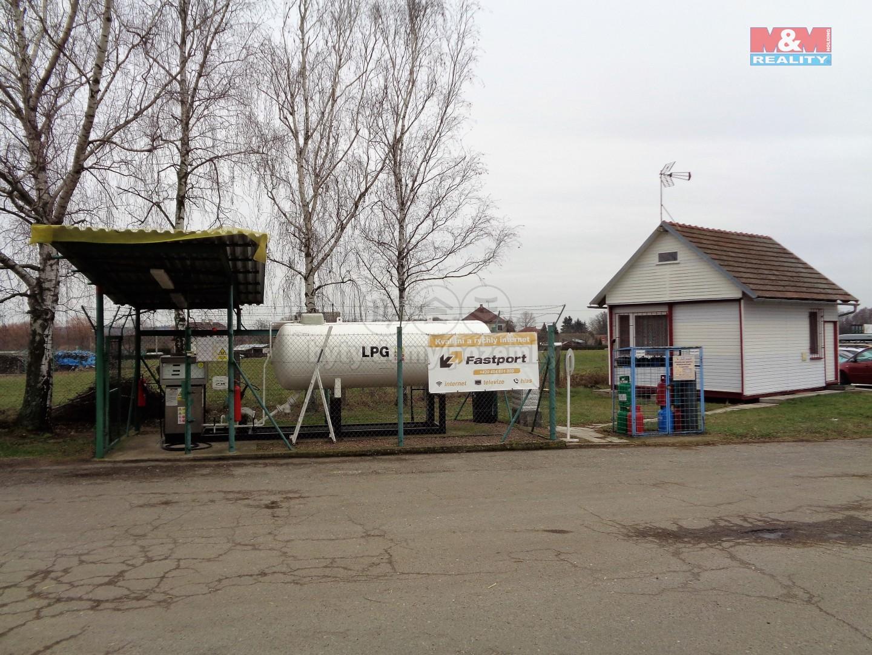 Pronájem, čerpací stanice LPG, Voleč