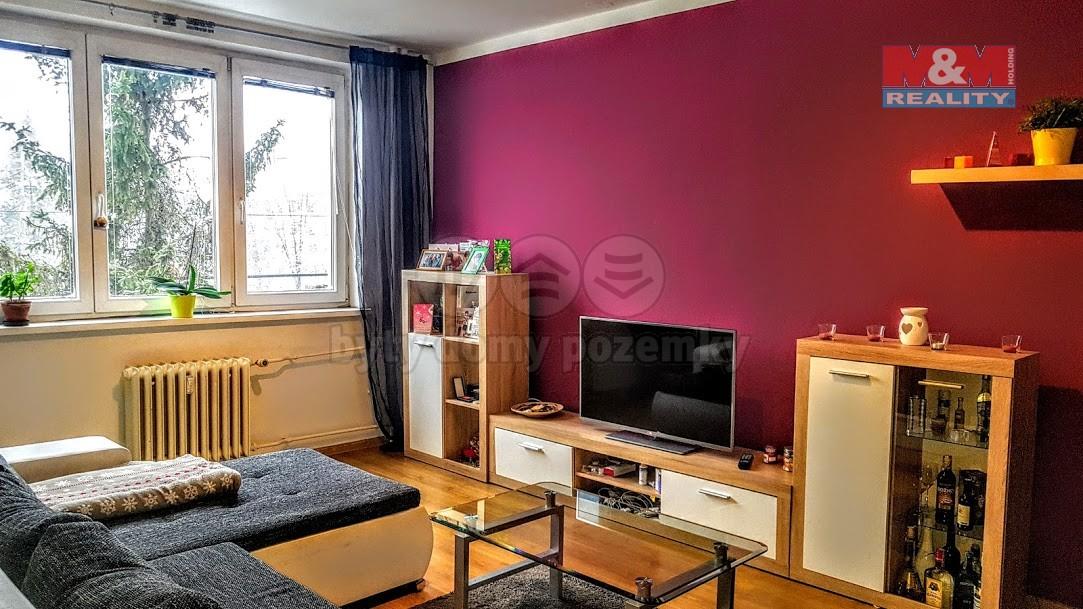 Prodej, byt 1+1, 36 m2, Ostrava, ul. Výškovická