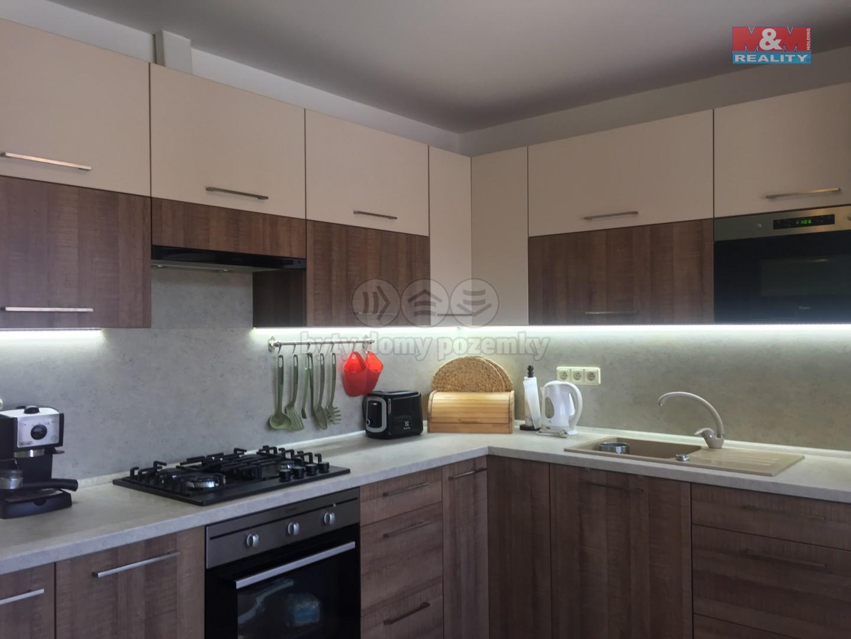 Prodej, byt 2+1, 64 m2, Brno - Obřany, ul. Fryčajova