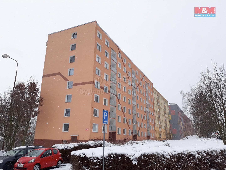 Dům (Prodej, byt 3+1, 63 m2, OV, Jirkov, ul. Generála Svobody)