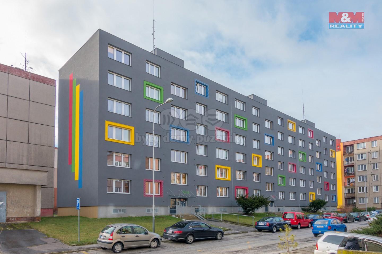 Prodej, byt 3+1, 72 m2, Ostrava - Dubina, ul. Jar. Misky