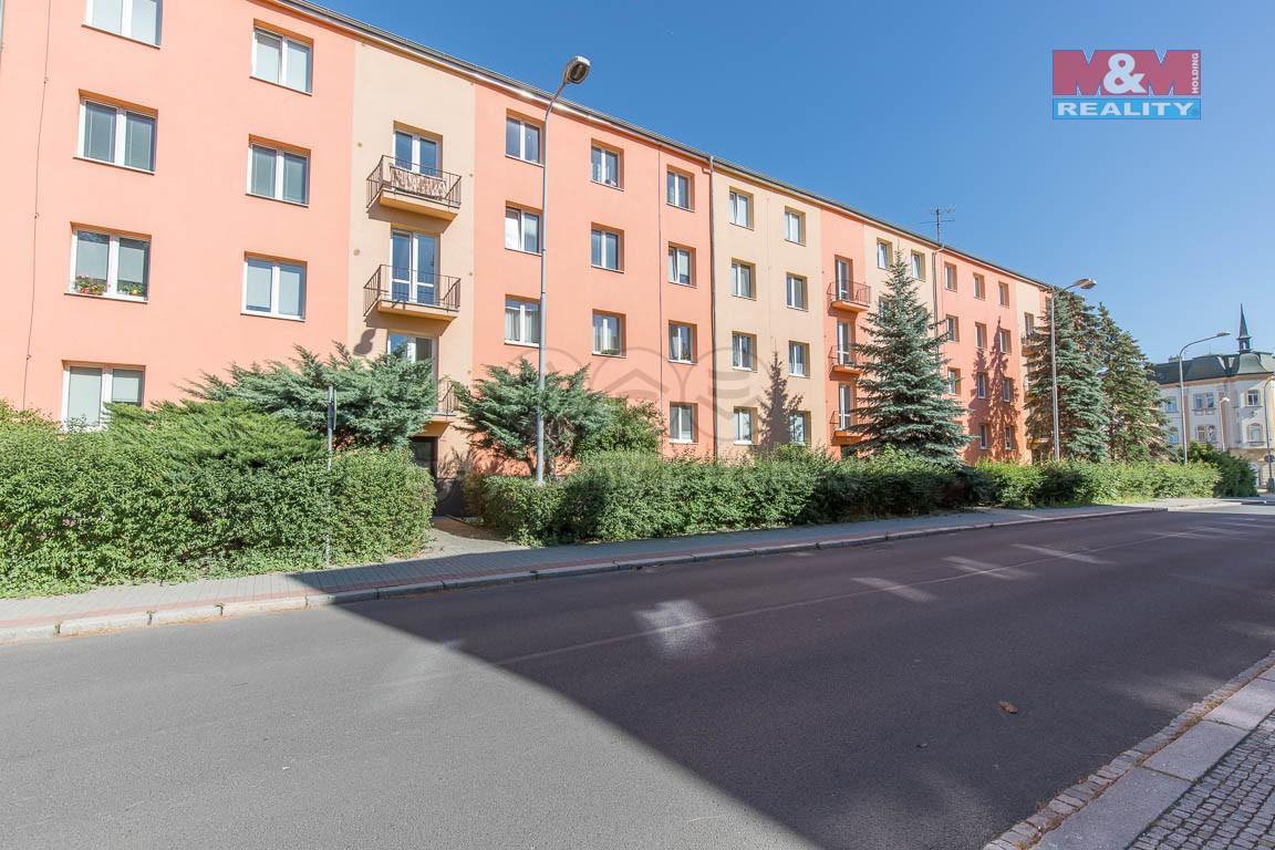 Prodej, byt 3+1, 55 m², Chomutov, ul. Na Příkopech