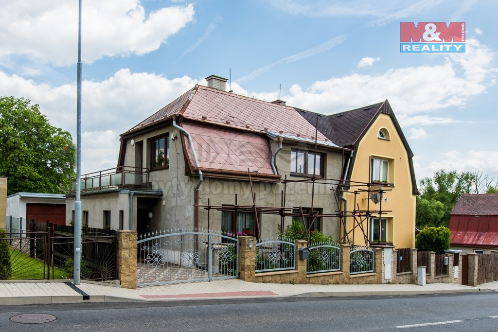 Prodej, rodinný dům, 1047 m2, Košťany, ul. Zátiší