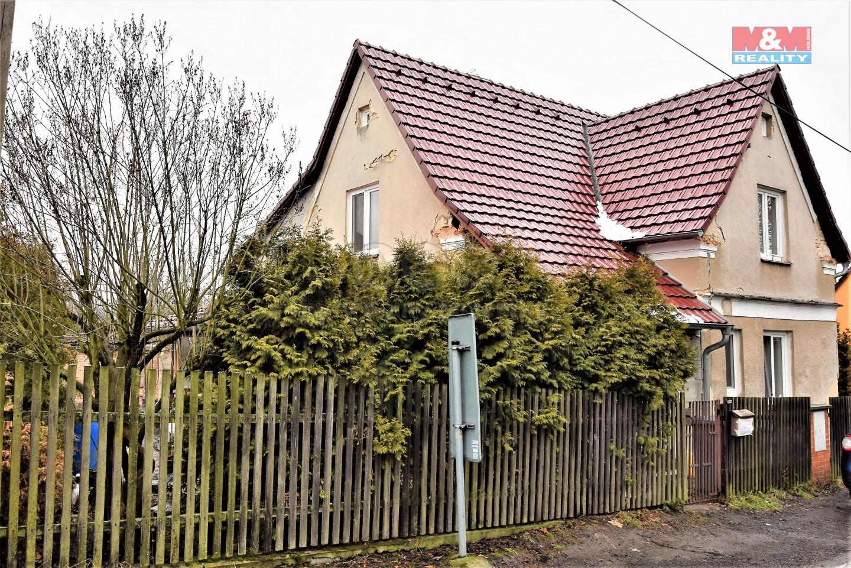 Prodej, rodinný dům, 404 m2, Úštěk - Dubičná