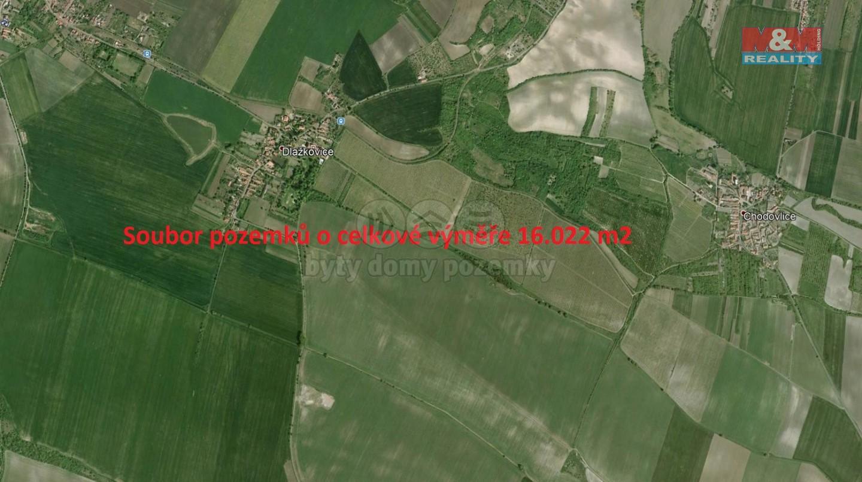 (Prodej, pole, 16022 m2, Dlažkovice), foto 1/3