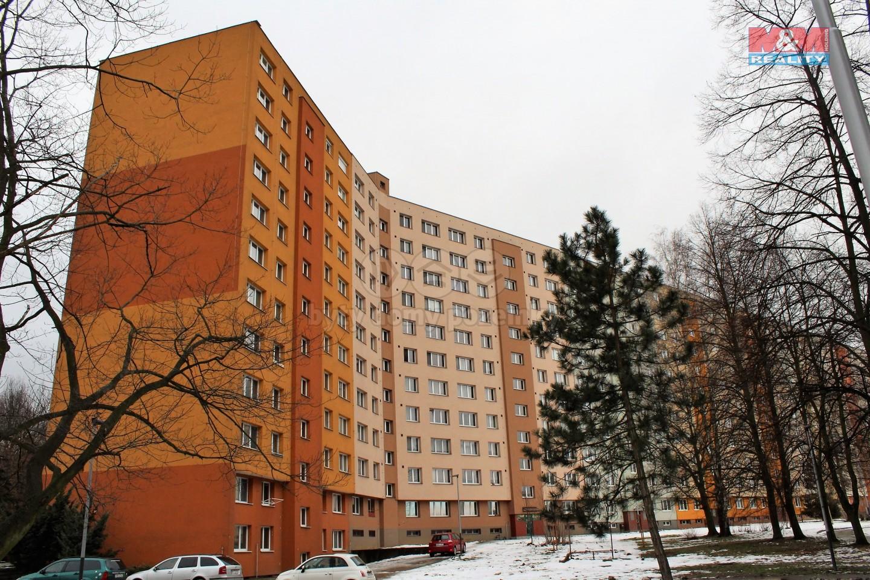 Prodej, byt 1+1, 30 m2, Ostrava, ul. Srbská