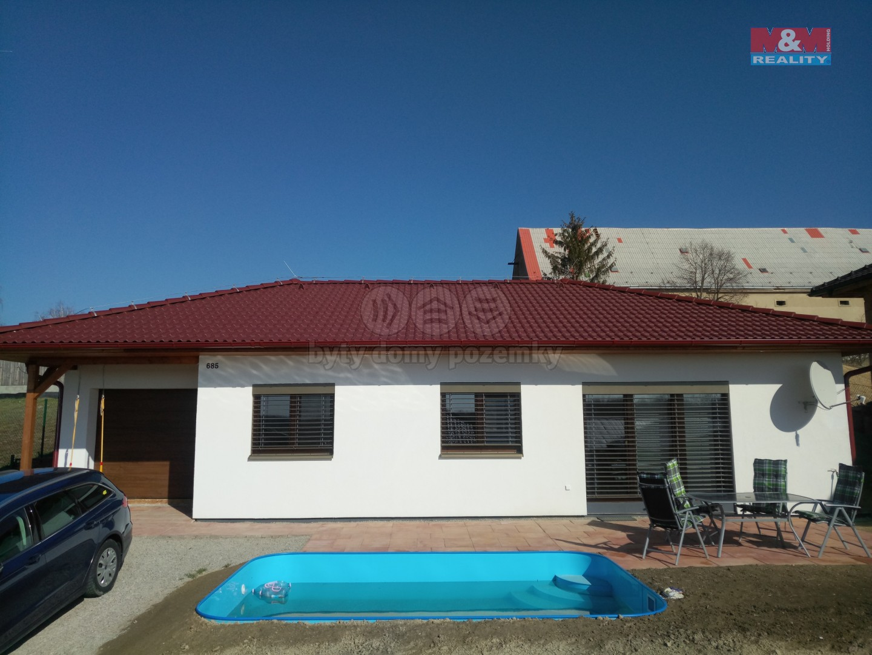 Prodej, rodinný dům 3+kk, Drnholec