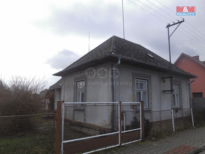 Prodej, rodinný dům 3+1, Orel