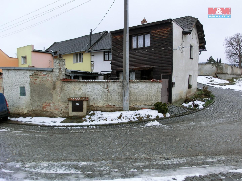 Prodej, rodinný dům 2+1, Zborovice