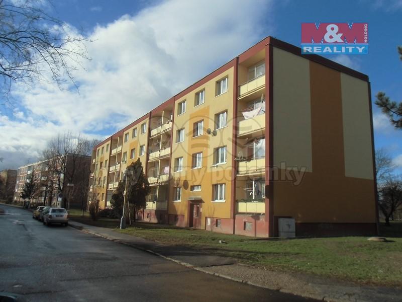 Pronájem, Byt 2+1, 53 m2, Bílina, ul. Antonína Sovy