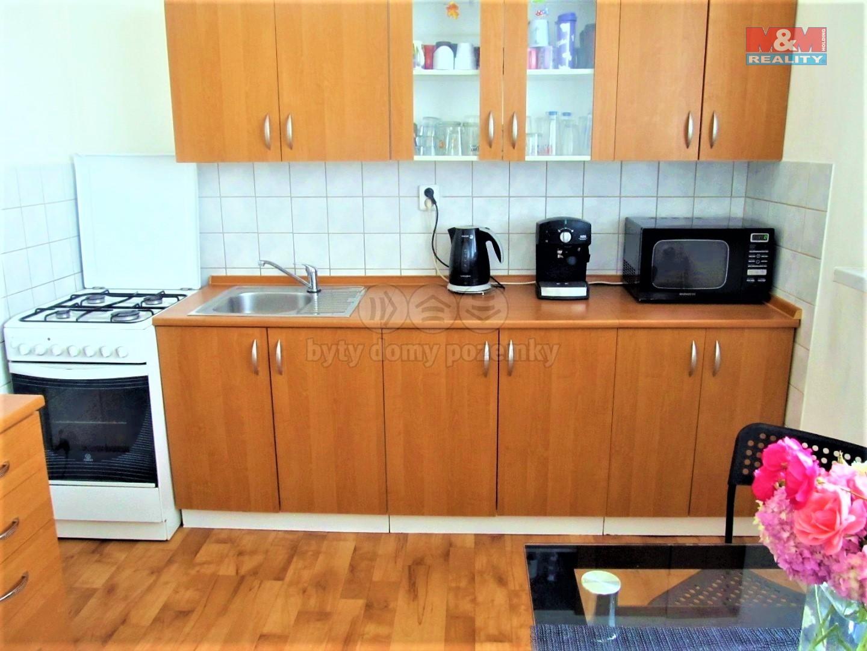 Prodej, byt 1+1, 36 m2, Ostrava - Hrabůvka, ul. Mjr. Nováka