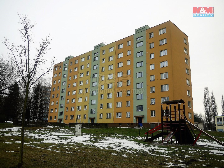Prodej, byt 2+1, 55 m2, Karviná