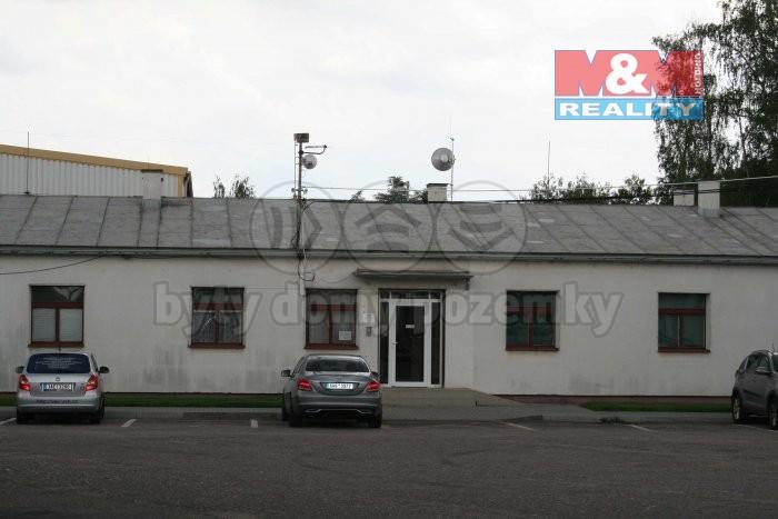 Pronájem, kancelářské prostory, Hradec Králové, ul. Bieblova