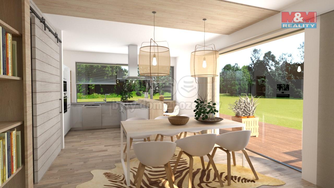 Prodej, rodinný dům 3+kk, 998 m2, Podolí u Mohelnice