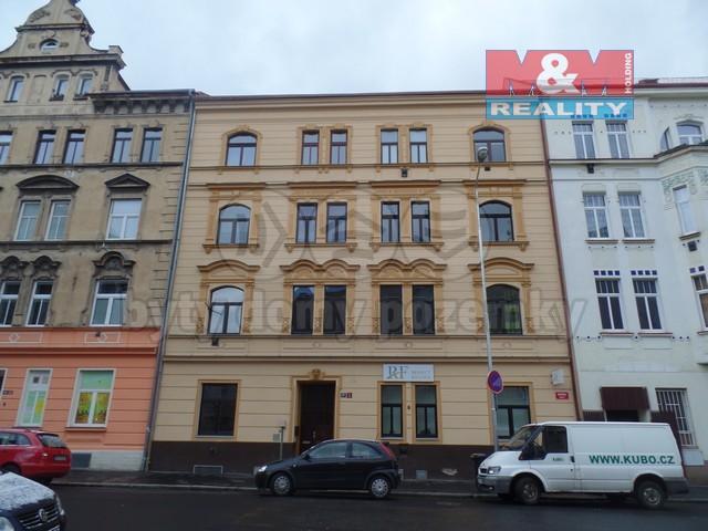 Pronájem, kancelářské prostory, 48 m2, Děčín