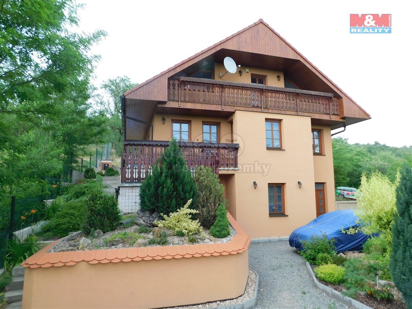 Prodej, rodinný dům 5+1, Ivančice