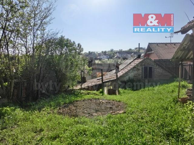 Prodej, stavební pozemek, 426 m2, Újezdec u Uherského Brodu