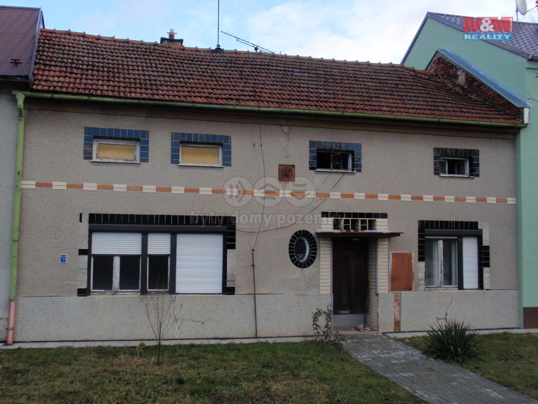 Prodej, rodinný dům, Vrbátky