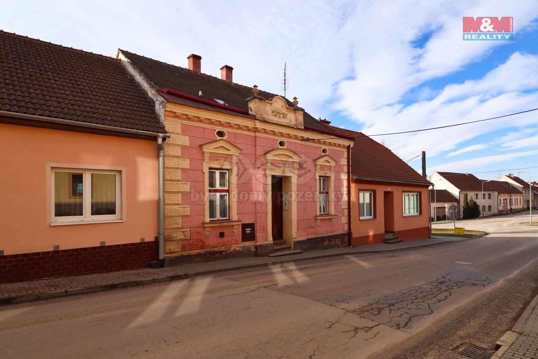 Prodej, rodinný dům, Blížkovice