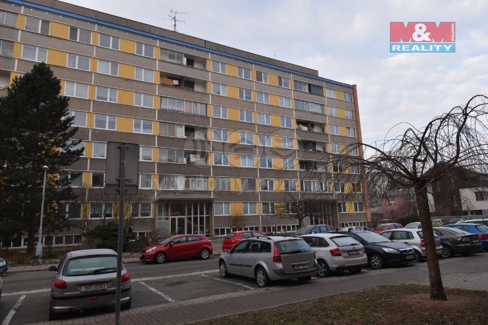 Pronájem, byt 3+1, Hradec Králové, ul. Vachkova
