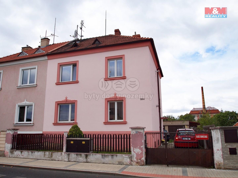 Prodej, rodinný dům 4+2, 335 m2, Žatec, ul. Dukelská